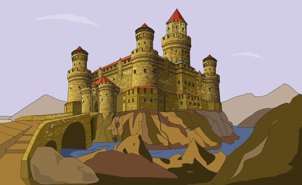 Замок Боевых Магов